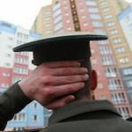 Военная ипотека в 2013 году составит 80 млрд. рублей