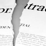 Досрочное расторжение кредитного договора